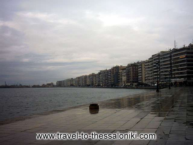 Thessaloniki port -