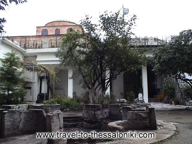 Agios Ioannis church -