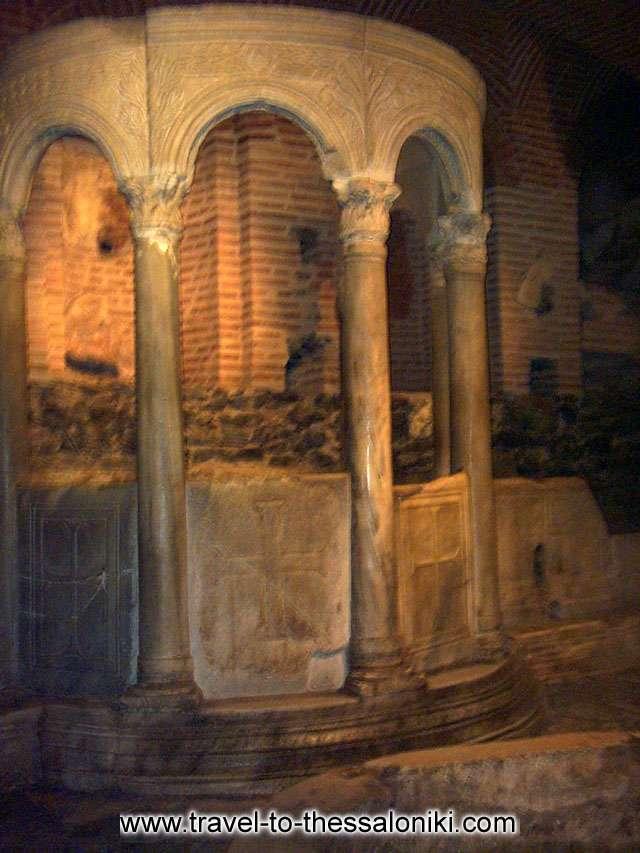 Agios Demetrios -