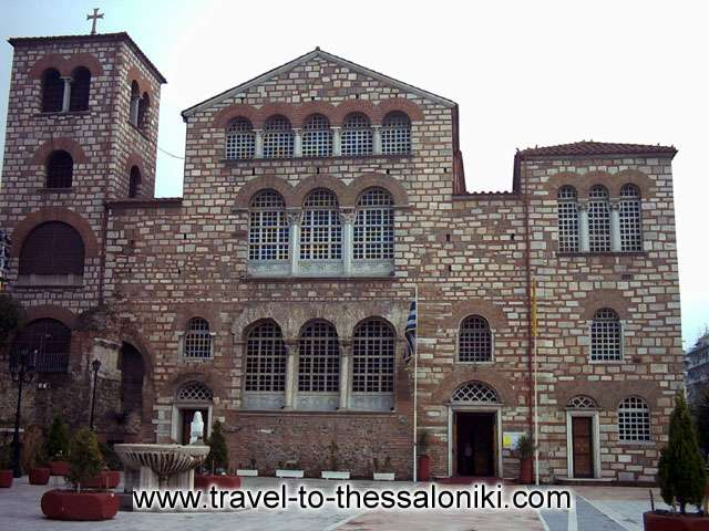 THESSALONIKI PHOTO GALLERY - Agios Demetrios