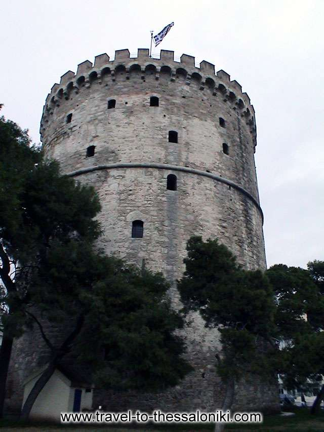The white tower -