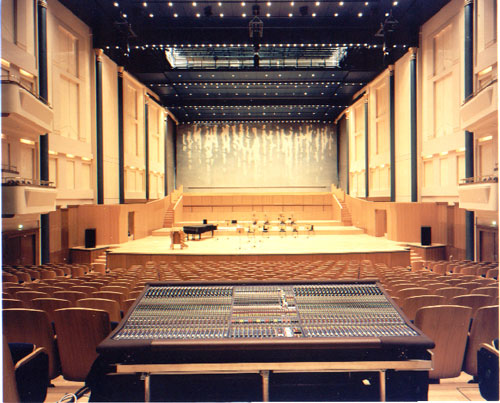 Thessaloniki Concert Hall -