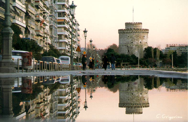 Thessaloniki -  by G. Grigoriou