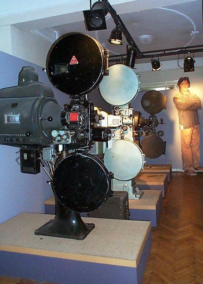 Film projectors -