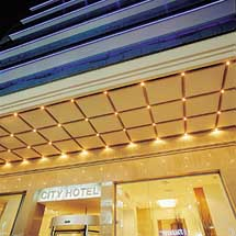 CITY HOTEL  HOTELS IN  11 Komninon Str
