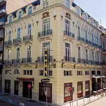 LUXEMBOURG HOTEL  HOTELS IN  6, Komninon Str