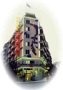 OLYMPIA HOTEL  HOTELS IN  OLYMPOU Str