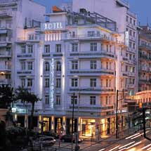 EGNATIA PALACE  HOTELS IN  61, Egnatia & M.Genadiou St